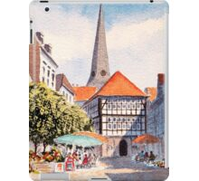 Hattingen Germany iPad Case/Skin