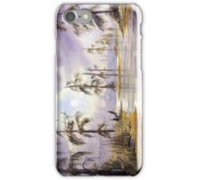 Sunrise Over Wakulla River Florida iPhone Case/Skin