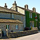The Falcon Inn - Arncliffe by Trevor Kersley