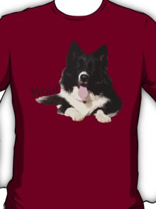 Woof - Border Collie T-Shirt