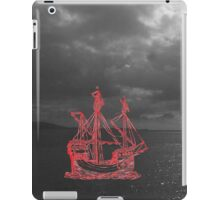 Imagined Pirate Ship iPad Case/Skin