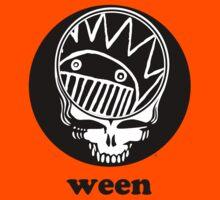 Ween Boognish / Grateful Dead Steal Your Face  T-Shirt