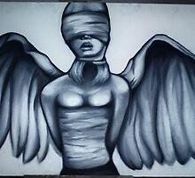 Fallen Angel by Belic