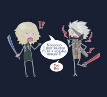 About Ninja Vampire Cyborgs.... by RenaInnocenti