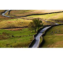 Kirkstone Pass, Lake District Photographic Print