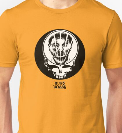Boredoms / Grateful Dead Steal Your Face  Unisex T-Shirt