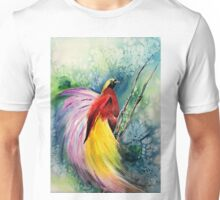Bird of Paradise New Guinea Unisex T-Shirt