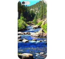 Rocky Mountain River iPhone Case/Skin