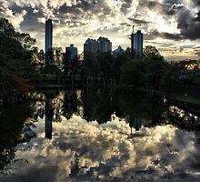 City Reflections - Reflejos de Una Ciudad by Bernai Velarde