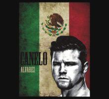 Canelo Alvarez by LionsDen