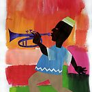 JAZZ & it's many colours. by Michael Lothian