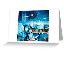 Mermaid From Epona Greeting Card