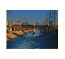 Bridge of Woe Art Print
