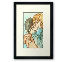 Strong Love Framed Print