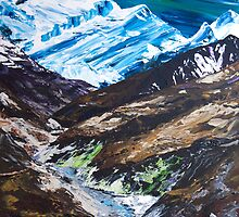 Annapurna 1 by Emma Tiley
