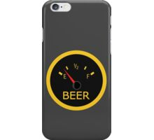 Running on Empty iPhone Case/Skin