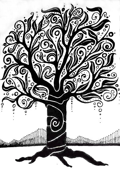 Cool Tree Designs To Draw | www.imgkid.com - The Image Kid ...
