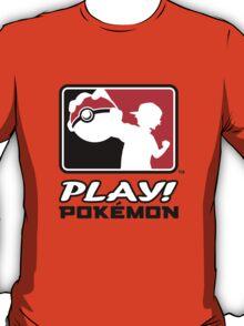Play Pokemon T-Shirt