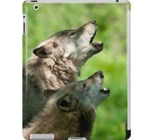 The Howling iPad Case/Skin