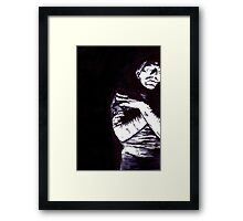 The Mummy Framed Print