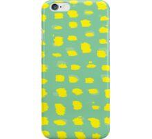 Daffodil Lake Digital Art Print iPhone Case/Skin