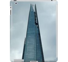 Look up to the Shard, London iPad Case/Skin