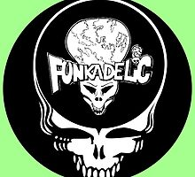 Funkadelic and Grateful Dead Steal Your Face. by Cornbread Red