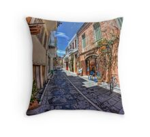 Kriti - Rethymno IV - 183x365 Throw Pillow