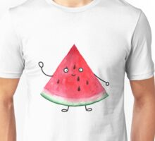 Super friendly watermelon Unisex T-Shirt