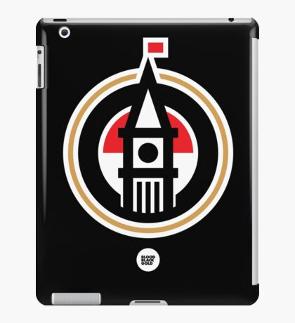 BBG019B — Tower (Reversed) iPad Case/Skin