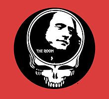 Tommy Wiseau's The Room / Grateful Dead Steal Your Face by drewgillespie