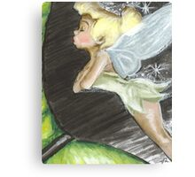Super Heroic - Tinker Bell Canvas Print