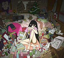 Hikikomori 4 Life by VinylMigraine