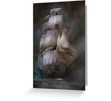 Sea stories II.... Greeting Card
