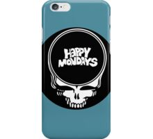 Happy Mondays / Grateful Dead Steal Your Face  iPhone Case/Skin