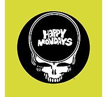 Happy Mondays / Grateful Dead Steal Your Face  Photographic Print