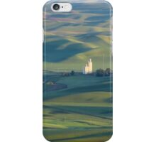 Grain elevator and granary iPhone Case/Skin