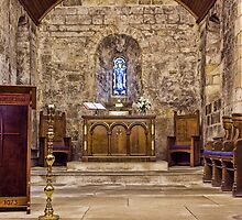 The Chancel by Lynne Morris