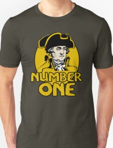 Number One Unisex T-Shirt