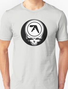 Aphex Twin / Grateful Dead Steal Your Face  Unisex T-Shirt