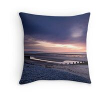 Findhorn Gloaming Throw Pillow
