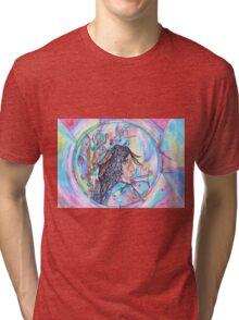 Vision Bubble Tri-blend T-Shirt