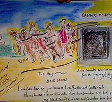 Drawing Day 2010......Incendiary Art promoting Human Rights...by Dante xx  by tim norman