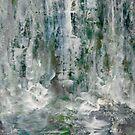 Waterfall by George Hunter