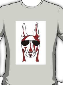 Doberman with Sunglasses T-Shirt