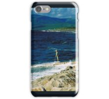 Old Woman and the Sea iPhone Case/Skin