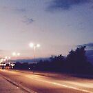 Night Light by babibell