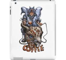 Colonel Coffee iPad Case/Skin
