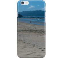 Seaside Stroll iPhone Case/Skin