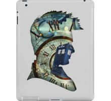 Doctor Who - Time spiral & Tennant iPad Case/Skin